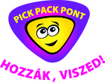 Pick Pack Pont átvétel
