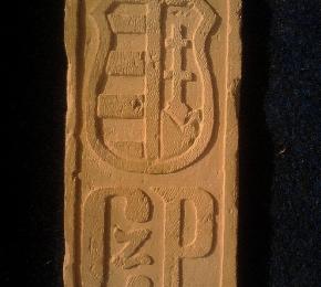 CzP monogram címerrel