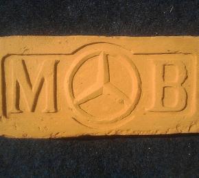 Mercedes cég logo